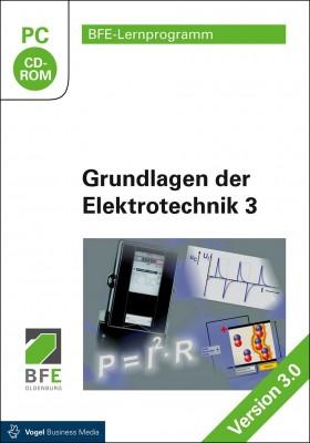 Grundlagen der Elektrotechnik 3 (CD-ROM)