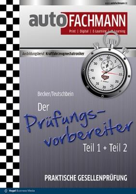 Prüfiungsvorbereiter Praktische Gesellenprüfung | Fachbuch-VBM