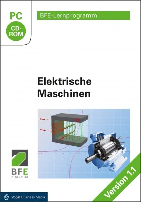 Elektrische Maschinen (CD-ROM)