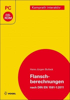 """Die CD-ROM """"Flanschberechnungen"""" von Hans-Jürgen Bullack"""