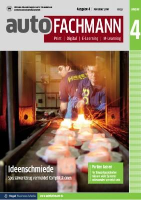 autoFACHMANN 04/2014 Lehrjahr 4