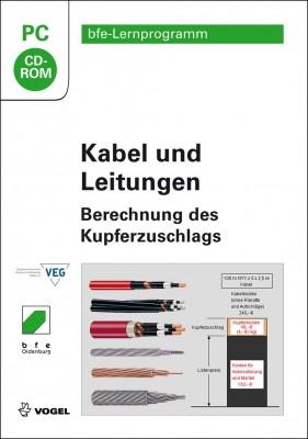 Kabel und Leitungen (CD-ROM)