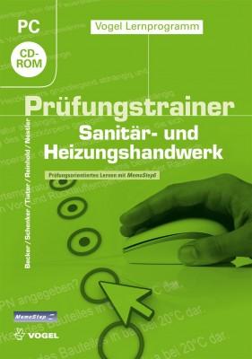 Prüfungstrainer Sanitär- und Heizungshandwerk (CD-ROM)