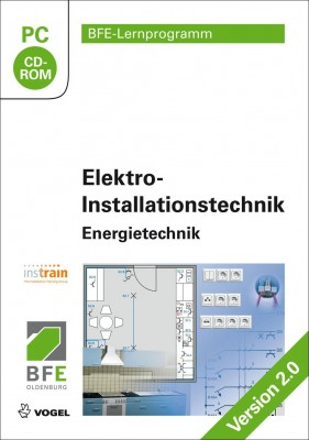 Elektro-Installationstechnik (CD-ROM)