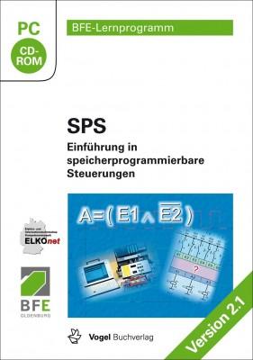 SPS-Einführung in speicherprogrammierbare Steuerungen (CD-ROM)